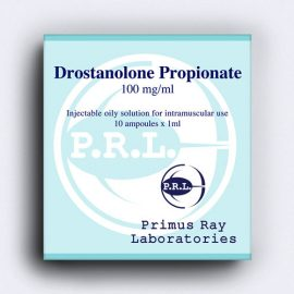 Drostanolone PRL