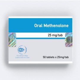 Prlabs - metholone 2