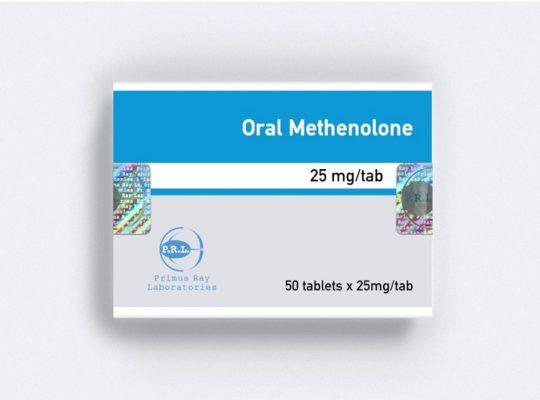 Prlabs - metholone 2