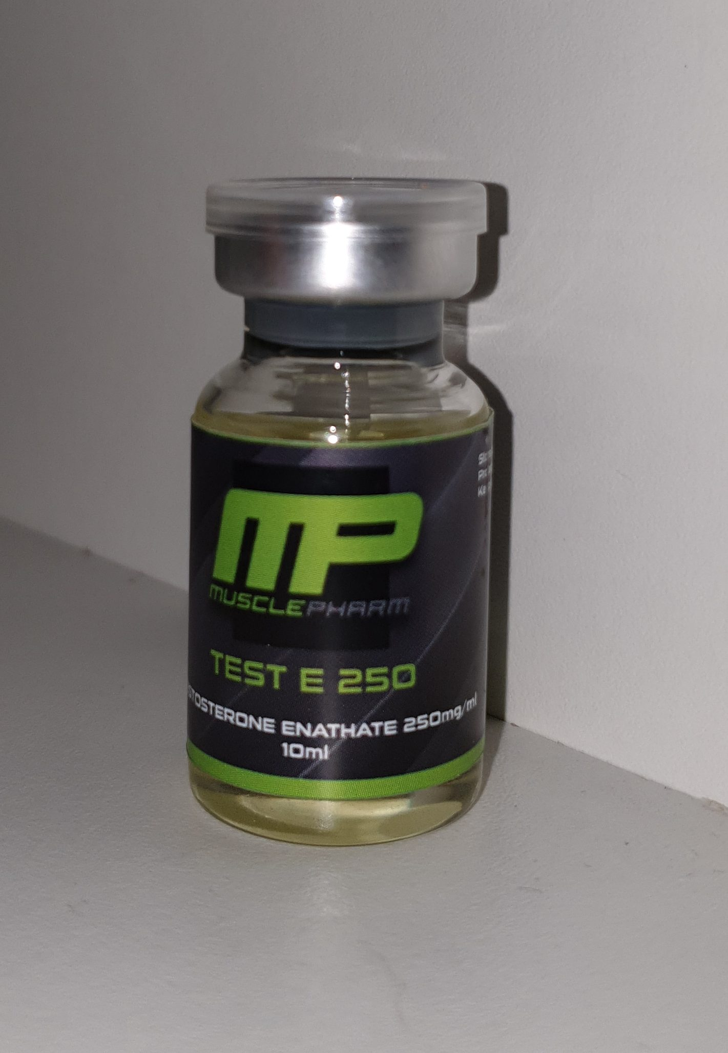 MP musclepharm Testosteron Enanthate 250 mg/ml 10 ml vial